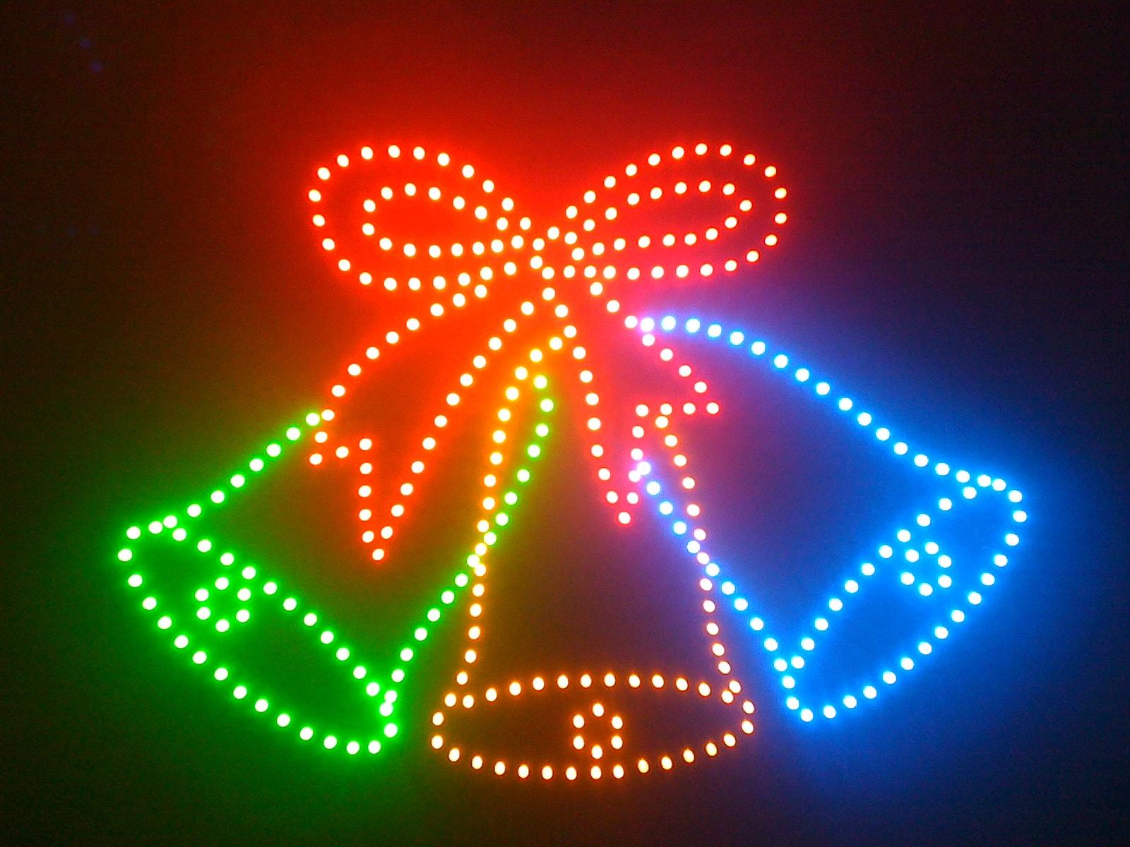 led sign thiên tấn
